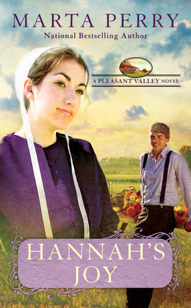 Hannah's Joy by Marta Perry