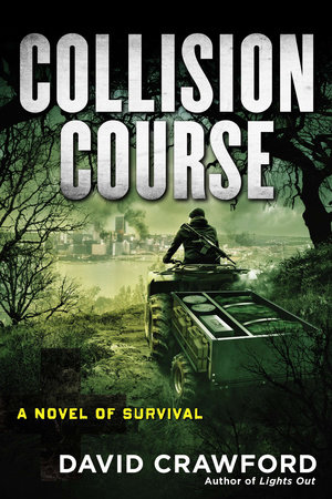 Collision Course by David Crawford