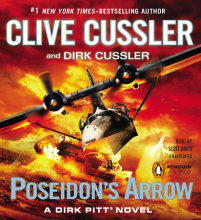 Poseidon's Arrow Cover