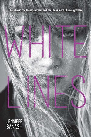 White Lines by Jennifer Banash