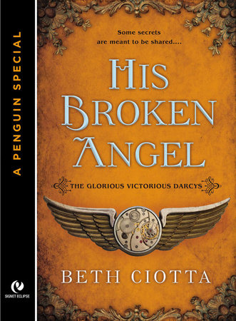His Broken Angel by Beth Ciotta
