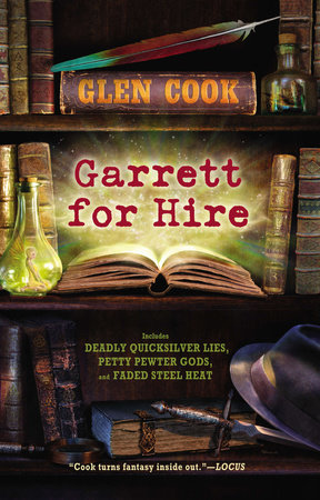 Garrett For Hire by Glen Cook
