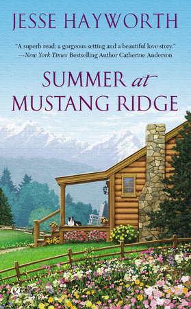 Summer at Mustang Ridge by Jesse Hayworth and Jessica Andersen