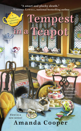 Tempest in a Teapot by Amanda Cooper