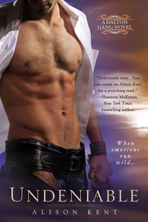 Undeniable by Alison Kent