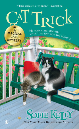 Cat Trick by Sofie Kelly