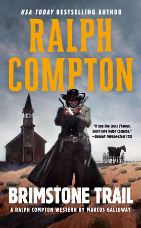 Brimstone Trail by Ralph Compton and Marcus Galloway