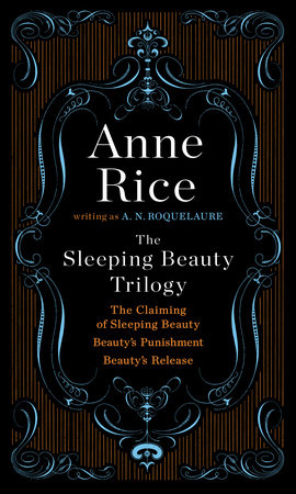 The Sleeping Beauty Trilogy Book Cover Picture