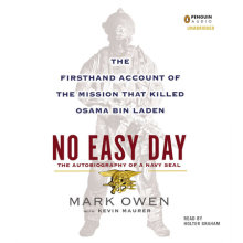 No Easy Day Cover