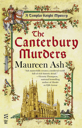 The Canterbury Murders by Maureen Ash