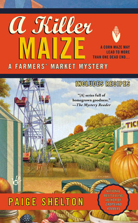 A Killer Maize by Paige Shelton