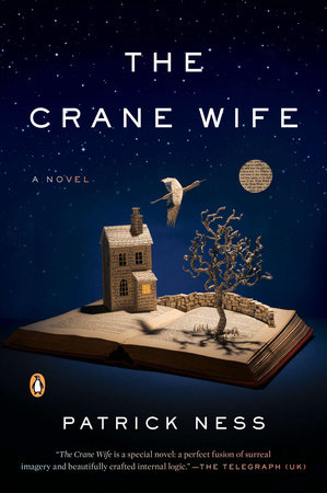 The Crane Wife by Patrick Ness