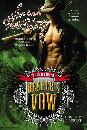 Reaper's Vow by Sarah McCarty