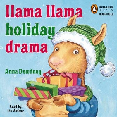 Llama Llama Holiday Drama cover