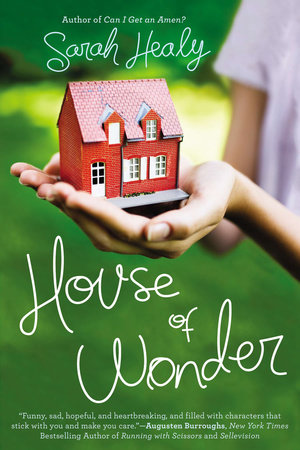 House of Wonder by Sarah Healy