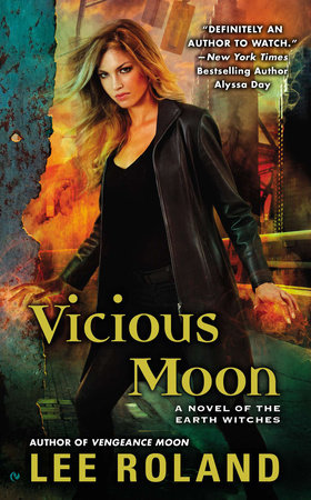 Vicious Moon by Lee Roland