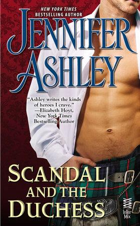 Scandal and the Duchess by Jennifer Ashley