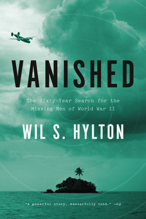 Vanished by Wil S. Hylton