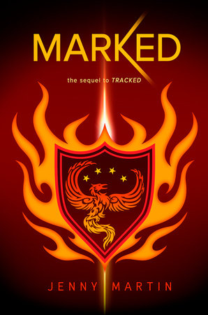 Marked by Jenny Martin