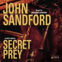 Secret Prey Cover