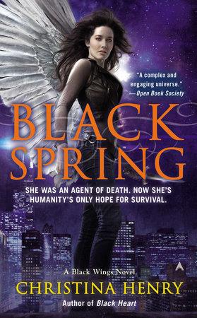 Black Spring by Christina Henry