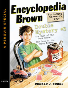 Encyclopedia Brown Double Mystery #3