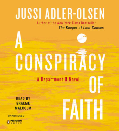 A Conspiracy of Faith cover