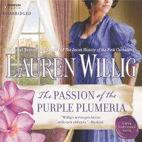 The Passion of the Purple Plumeria Cover