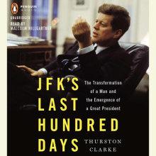 JFK's Last Hundred Days Cover