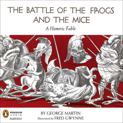 The Battle of the Frogs and the Mice cover