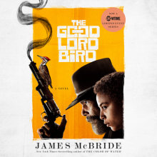 The Good Lord Bird Cover