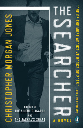 The Searcher by Christopher Morgan Jones