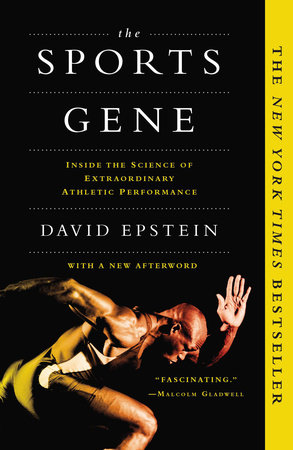 The Sports Gene by David Epstein