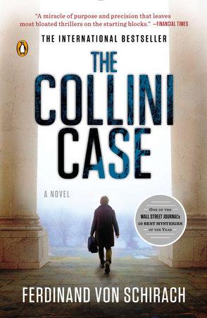 The Collini Case by Ferdinand von Schirach
