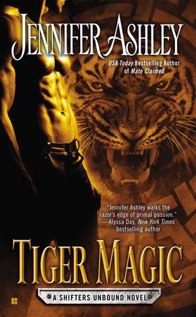 Tiger Magic by Jennifer Ashley