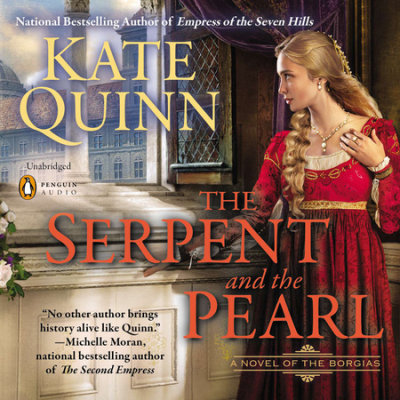 The Serpent and the Pearl cover