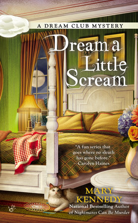 Dream a Little Scream by Mary Kennedy