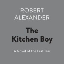 The Kitchen Boy Cover