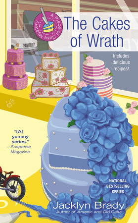 The Cakes of Wrath by Jacklyn Brady