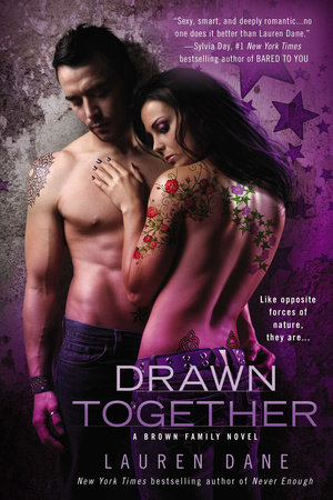 Drawn Together by Lauren Dane