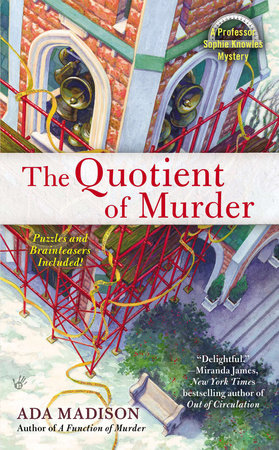 The Quotient of Murder by Ada Madison
