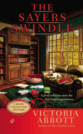 The Sayers Swindle by Victoria Abbott