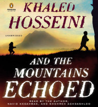 And the Mountains Echoed Cover