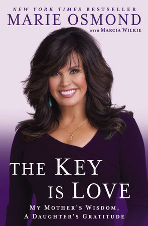 The Key Is Love by Marie Osmond
