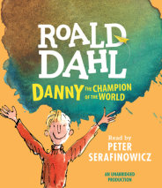 Danny the Champion of the World Cover
