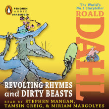 Revolting Rhymes & Dirty Beasts Cover