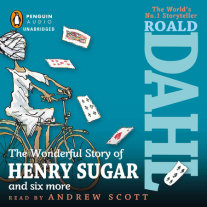 The Wonderful Story of Henry Sugar Cover