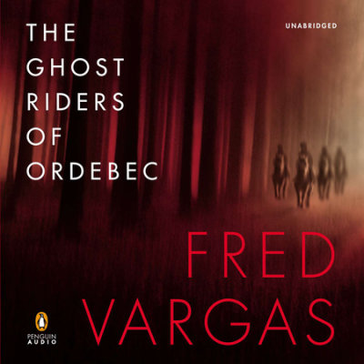 The Ghost Riders of Ordebec cover