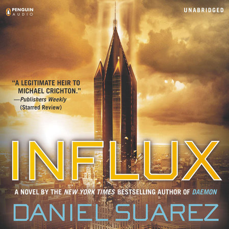 Influx by Daniel Suarez