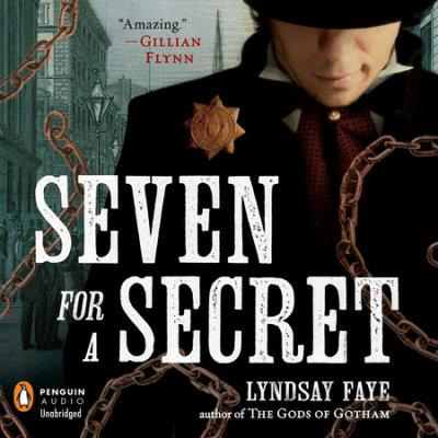 Seven for a Secret cover